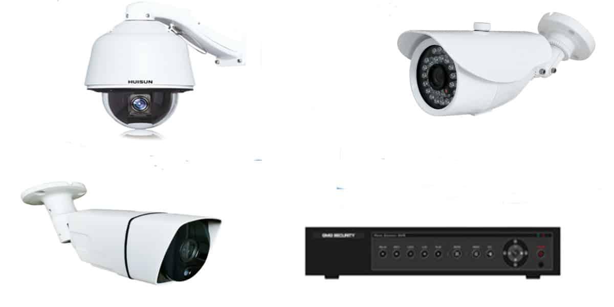 كاميرات مراقبة كورى