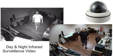 كاميرات مراقبة رؤية ليلية نهارية