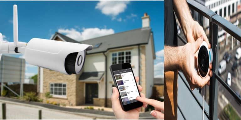 اسعار كاميرات المراقبة منزلية