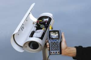 ما هي اعطال كاميرات المراقبة