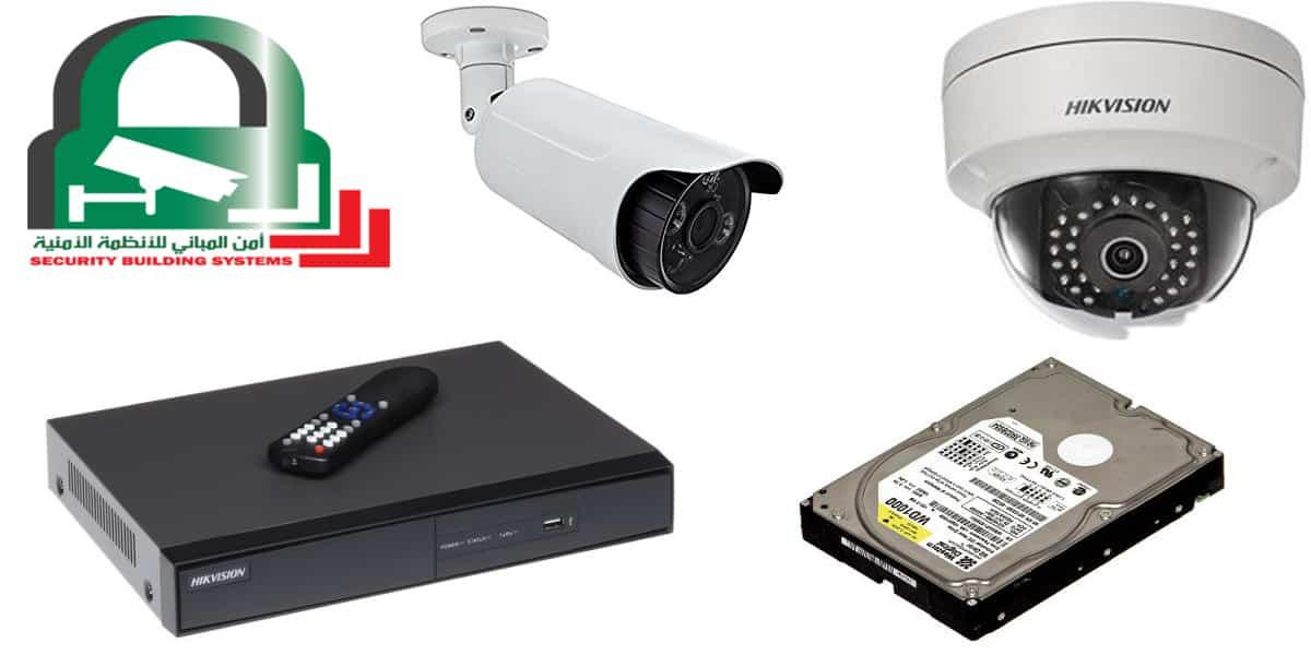 مدة تخزين كاميرات المراقبة