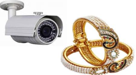 مراقبة البيع والشراء فى محل الذهب