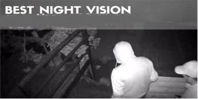 مميزات وخصائص كاميرات المراقبة رؤية ليلية