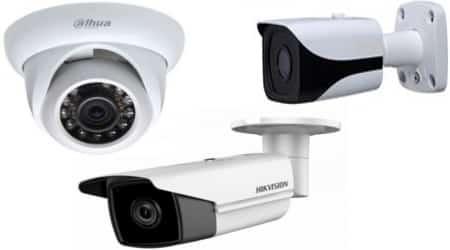 مواصفات كاميرات المراقبة الليلية النهارية