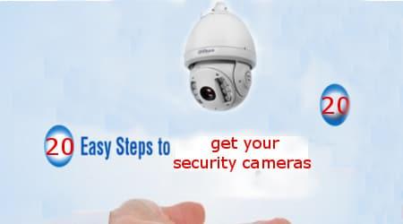 20 نصيحة عند التعامل مع شركة انظمة امنية