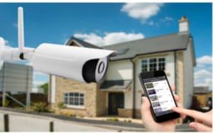 تركيب تركيب كاميرات مراقبة لحماية المنزل