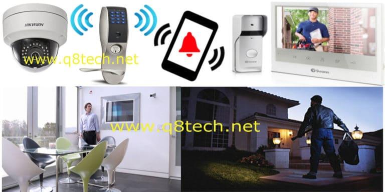 احدث طرق حماية المنزل - اجهزة مراقبة