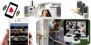 انظمة الحماية والمراقبة