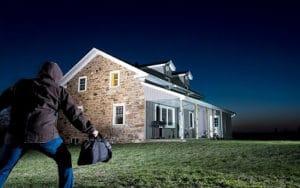 حماية المنزل من السرقة والحفاظ على من فيه