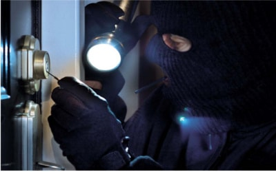 حماية المنزل والمنشاة من السرقة