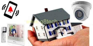 طرق حماية المنزل من السرقة