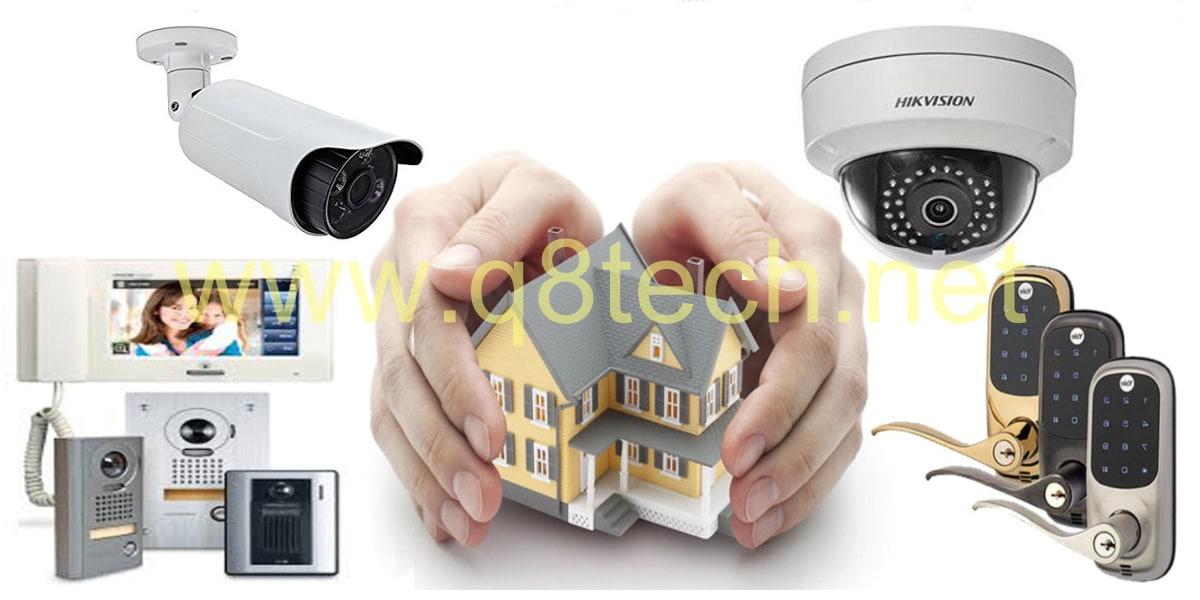 كيفية تأمين المنزل من السرقة