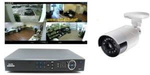 كيفية تشغيل الـ DVR على الكمبيوتر وعرض الكاميرات