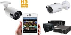 محلات تركيب كاميرات المراقبة خدمات متكاملة