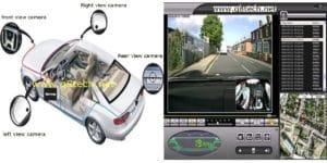 افضل كاميرا مراقبة للسيارة مزايا ومواصفات كاملة