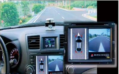 أنظمة مراقبة لمحيط السيارة
