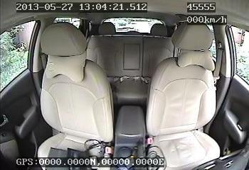 كاميراللرؤية داخل السيارة