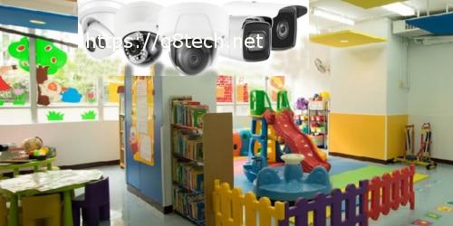 تركيب كاميرات مراقبة رياض الاطفال