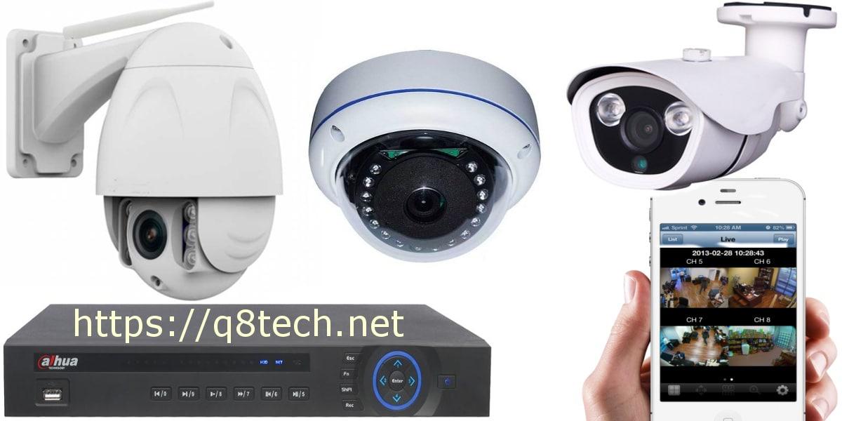 كاميرات مراقبة الصليبيخات