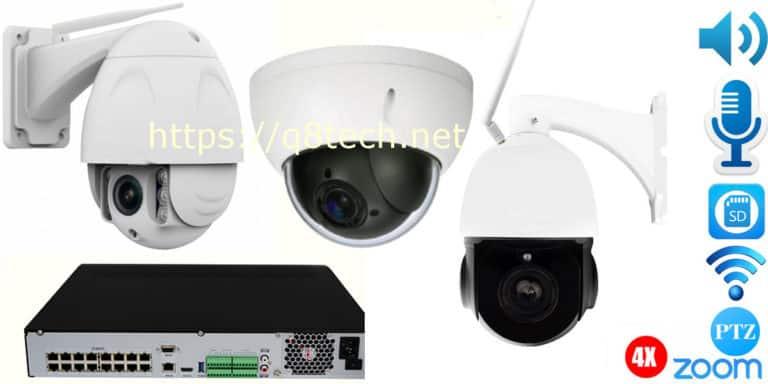 كاميرات مراقبة الوفرة