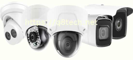 كاميرات مراقبة السرة وقرطبة واليرموك