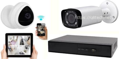 كاميرات مراقبة الوفرة و صباح الأحمد