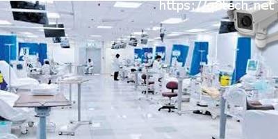 كاميرات مراقبة للمراكز الطبية والعيادات والمشافى