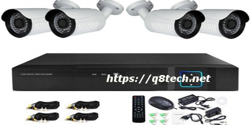 كاميرات مراقبة AHD داخلية وخارجية