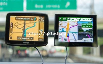 مسجل GPS نظام الملاحة بالأقمار الصناعية