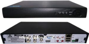 AHD Hybrid DVR