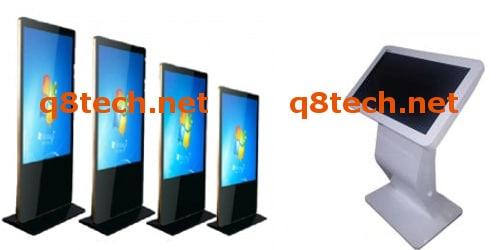 مواصفات شاشات عرض فلور ستاندنج