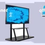 شاشات المدارس تطبيقات واستخدامات