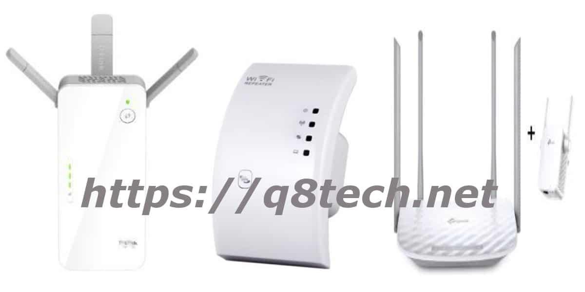 مقوي انترنت الشبكات اللاسلكية وسيرفس الجوال أمن المباني