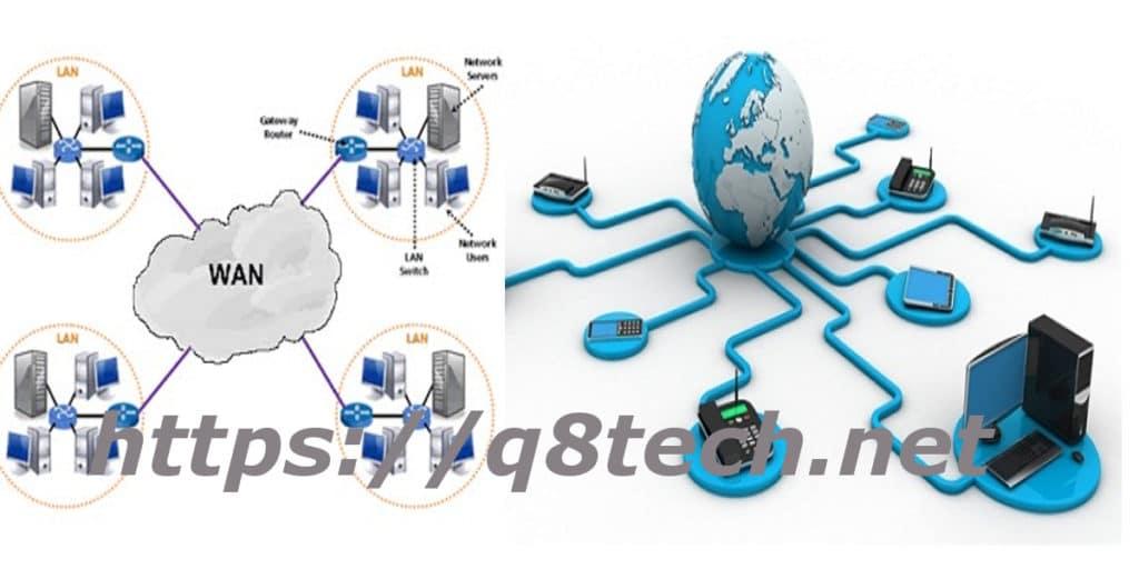 بحث عن شبكات الانترنت