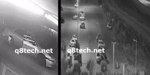 اسباب تشويش كاميرات المراقبة