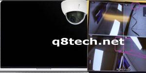 كاميرات المراقبة تفصل كيفية علاج المشكلة
