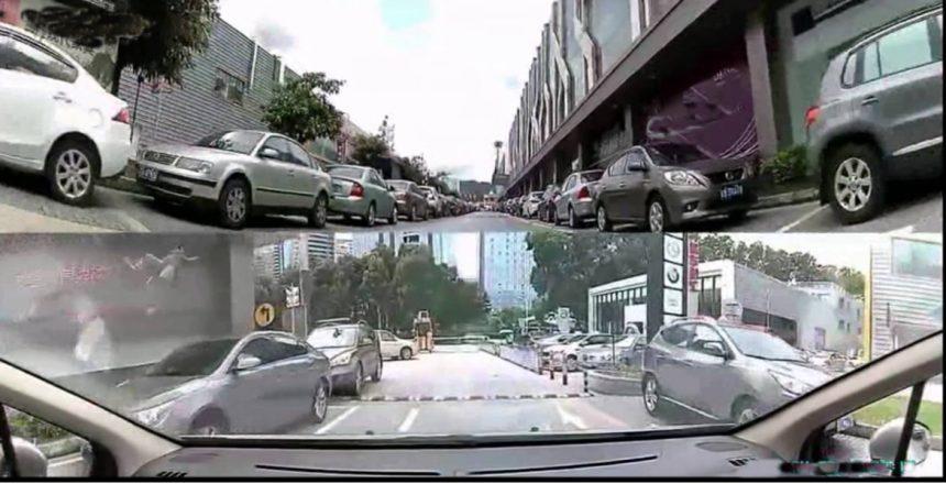 تركيب كاميرا مراقبة في السيارة