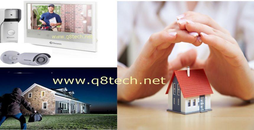 حماية البيت من السرقة