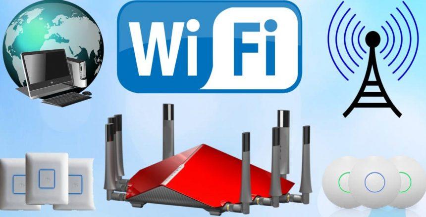 شبكات الواى فاى WiFi