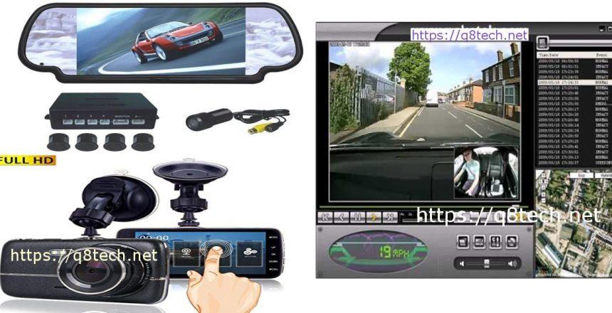 شراء كاميرا مراقبة للسيارة