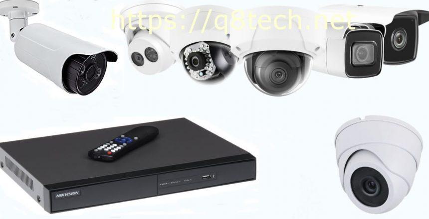 كاميرات مراقبة للقسائم
