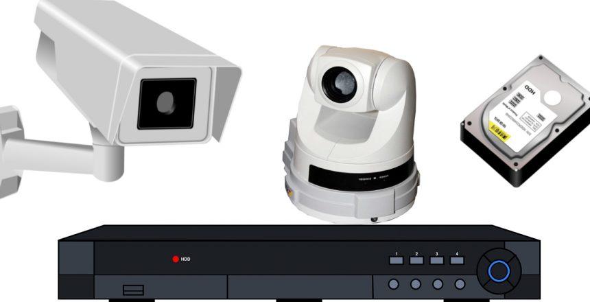 انظمة المراقبة بالكاميرات